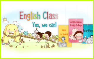 "English Class – ""Yes, we can"""